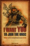 Master Chief Recruiting by zarengo