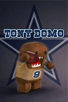 Tony Domo iPhone iTouch by armageddon