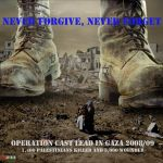 Never Forgive Never Forget by poderiu