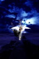 Angel of the Night by artisticallylearning