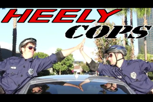 HEELY COPS In-video Logo by WorldwideImage