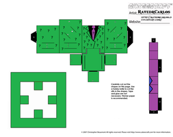Cubeecraft Riddler Part 2 by RatedrCarlos
