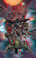 Guardians of the Galaxy 3D 2 by xmancyclops