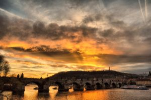 November in Prague I by tomsumartin