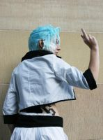 Grimmjow Jeagerjaques by Colicade