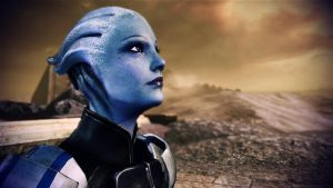 Liara T'Soni 39 by johntesh