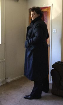 Sherlock cosplay costume (2) by Sparkypip