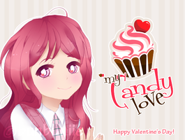 Happy Valentine's Day!!!! by Yumiiu
