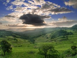 Maleny Valley by eye-of-tom