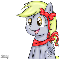 Present Derpy by FreeFraQ