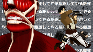 Attack on Titan XD by Shirley4869