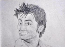 The Tenth Doctor by Aayliah