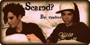 Scared? Banner by xyadove