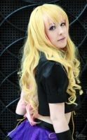Sheryl Nome III by EnchantedCupcake