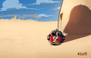 Angry Birds Star Wars II Teaser by SkiddMcMarxx