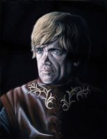 Tyrion Lannister by BruceWhite