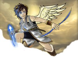 Kid Icarus by Pirate-Assassin