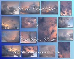 Storm Cloud Stock Pack by CelticStrm-Stock by CelticStrm-Stock