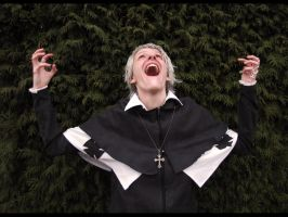 possessed priest - prussia by 1Kasumi