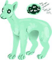 Nitghtvision ghost adopt! CLOSED by cinnabutt