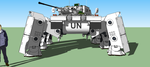 FV-107 Scorpion Hexapod by ltla9000311
