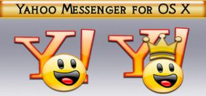 Yahoo Messenger OS X by Steve-Smith
