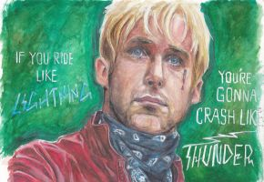 Ryan Gosling - Beyond The Pines by BreakfastTears