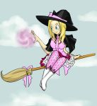 DBZ Witch OC Commission for Hime-Sensei by ModernMortalServices