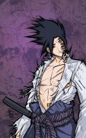 Possible Future Sasuke by sykoeent