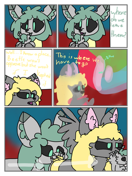 Crappy comic start page two by FireLiIly