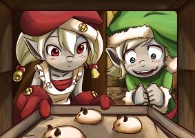 League of Legends: A Yordle Christmas by kaiyuan
