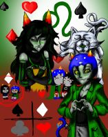 Nepeta: Love of the Disciple by 8thMidknight