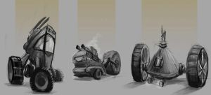 vehicle concepts by ShutUpMouth