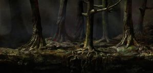 Dark Forest by Carpet-Crawler
