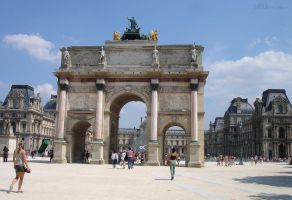 Former palace gateway by EUtouring