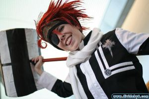 D.Gray-Man Lavi Cosplay 1 by hanyaanfaery