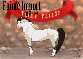 Faime Import 154 by AutumnCreekFarms