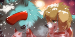 winter icons by azzai