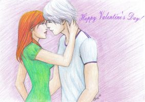 Happy Valentine's Day! by Luxeona