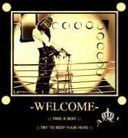 .::-Welcome to the Show-::. by kING13Freak
