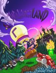 Waluigi Land by TheAnimationGod