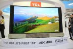 Cebit 2015 Hannover, Germany Curved  TV 4K by GmanCommand