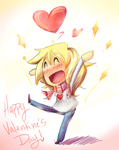Happy Valentine's Day! by deedledove