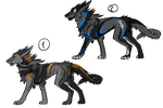 Solaris adoptables 2 _CLOSED_ by thelunapower