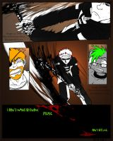 TC-Asylum vs. Neon and Luke 11 by The-Alchemists-Muse