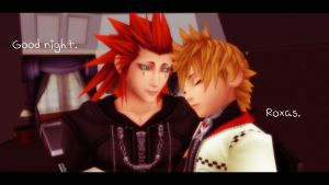 Good Night, Roxas by Cerika13