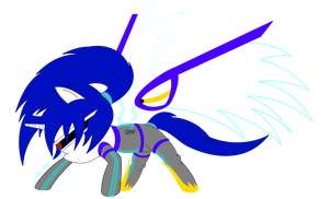 M.A.R.E., The Magically Altered Researcher Equine by DJNightmar3