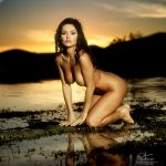 sirens sunset 2 by markdaughn