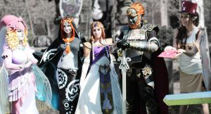 Twilight Princess: Full Group by Angiechuu