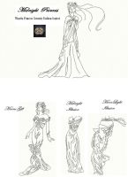 Winetta's Fashion Contest 1 by anelphia